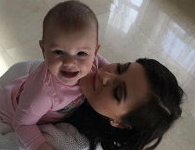 Елена Темникова очень боится за дочь