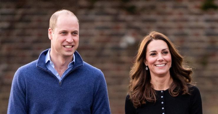 Кейт Миддлтон и принц Уильям потратили 1,2 милллиона долларов на дорогу к резиденции