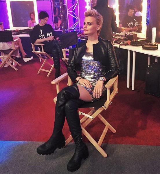 Два года назад певица приняла участие в шоу «Успех»