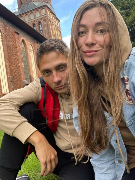 Яна Казанцева и Александр
