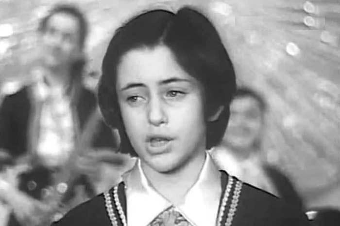 Тамара Гвердцители пела с самого детства