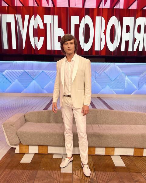 Шаляпин столкнулся с критикой после участия в шоу на Первом канале