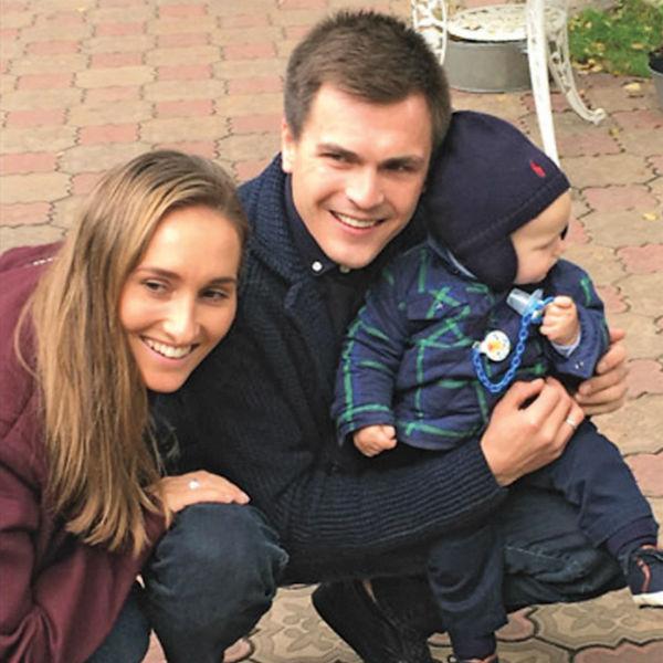 Анастасия и Григорий поженились 25 июня 2013 года