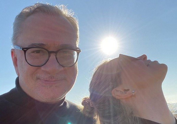 Вера счастлива с Константином Меладзе