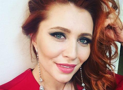 Анастасия Спиридонова вышла замуж