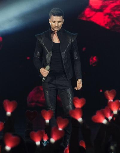 Концерт Сергея Лазарева в столичном «Крокус Сити Холле» состоялся 24 ноября