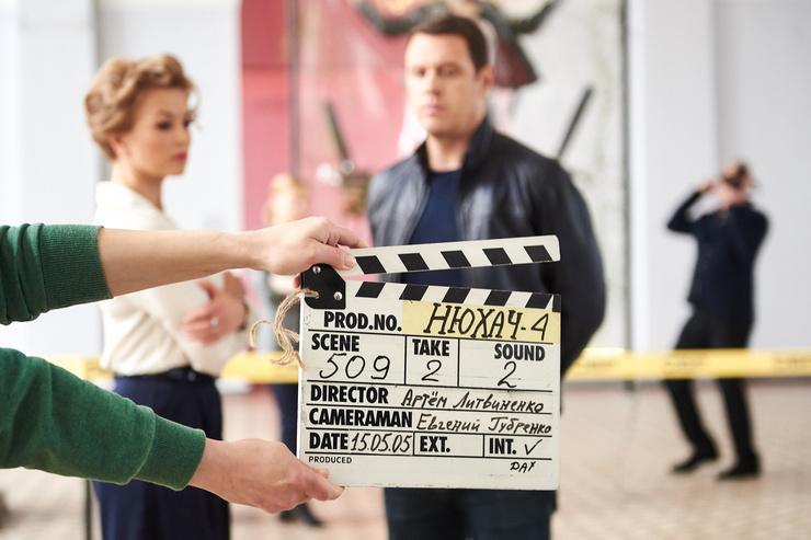 Новости: Звезда сериала «Нюхач» Кирилл Кяро: «Юля говорит, что меня как папы маловато» – фото №2