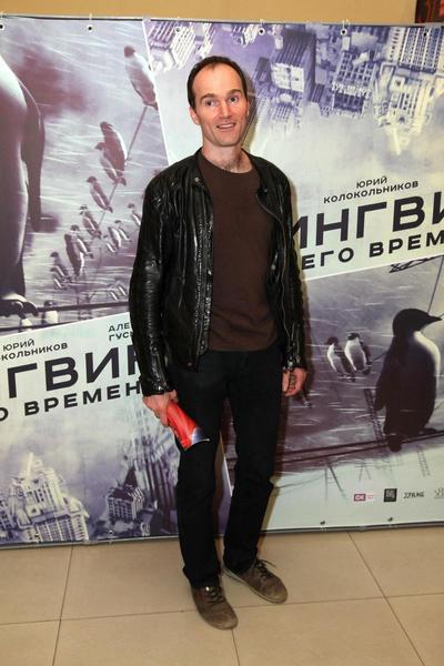 Егор Баринов тоже стал актером