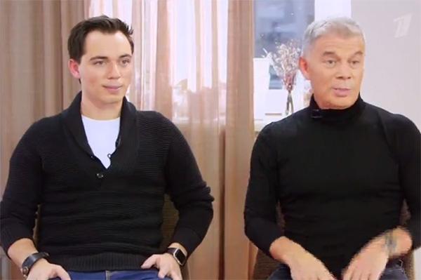Родион и Олег Газмановы рассказали о разногласиях