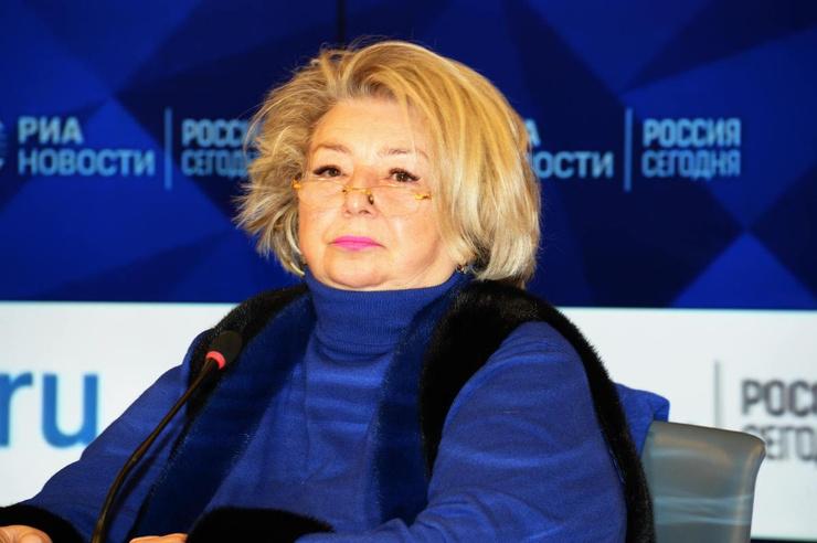 Татьяна Тарасова выразила сочувствие родным Екатерины