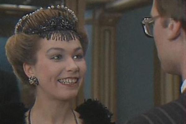 Ксения Стриж играла в театре и снималась в кино