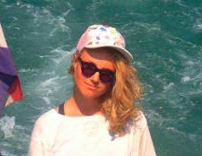 Ирина Тонева экстремально отдохнула в Хорватии с мамой