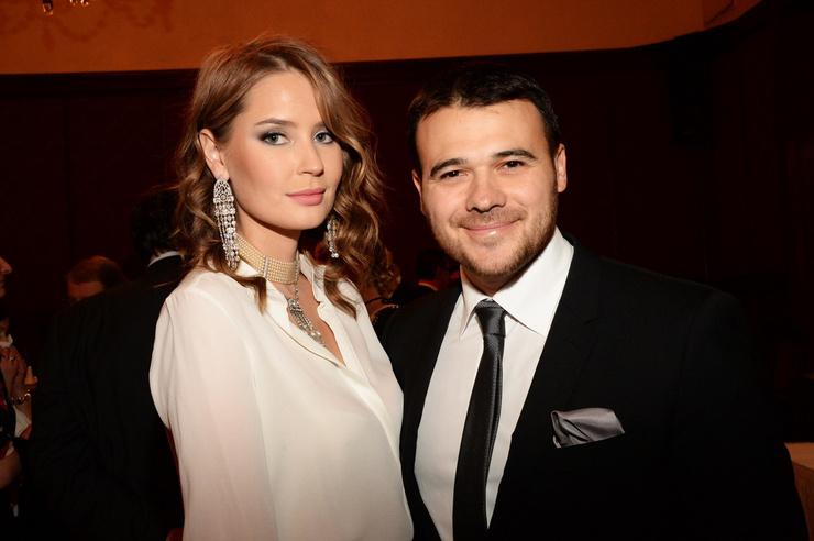 В мае певец расстался с женой Аленой Гавриловой