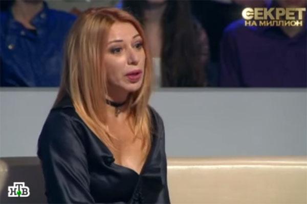 Алена Апина считает Бориса Моисеева прекрасным крестным отцом своей дочери