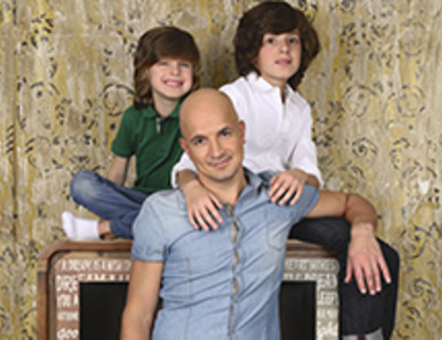 Сыновья Егора Дружинина: «Папу лучше не злить!»