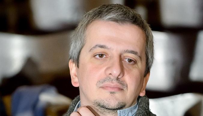 Константин Богомолов: «К счастью, моя будущая жена не профессиональная актриса»