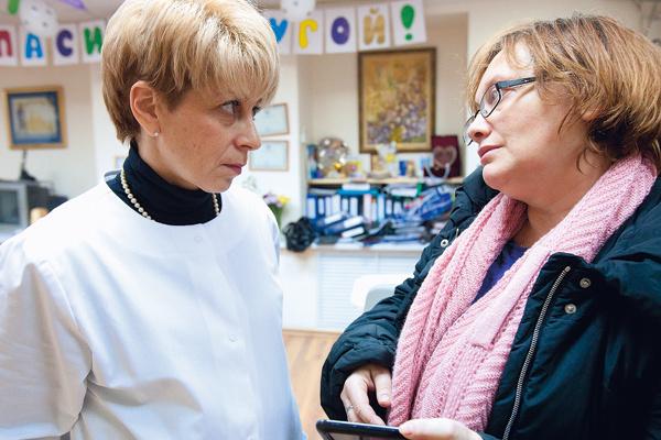 Ольга считала Лизу близкой подругой