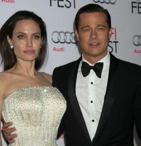 Брэд Питт и Анджелина Джоли расстаются