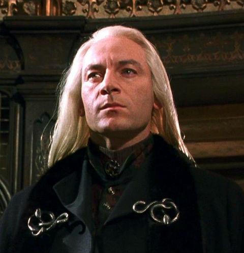 Люциус Малфой из «Гарри Поттера» признался в наркозависимости