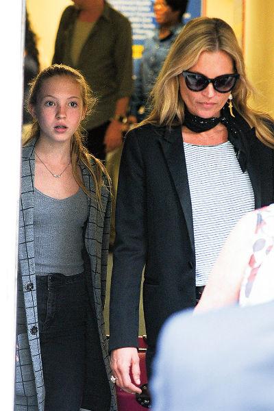 Ссоры Николая с 14-летней дочерью модели слышали даже соседи