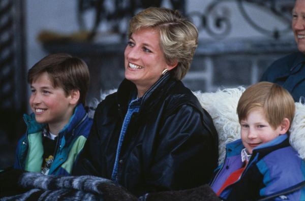 Принцесса Диана умерла в возрасте 36 лет