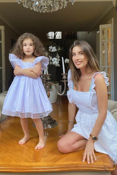 От первого брака Топурия воспитывает пятилетнюю дочь Оливию