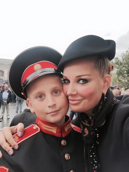 Мария очень радовалась, когда ее сын Илья поступил в Суворовское училище