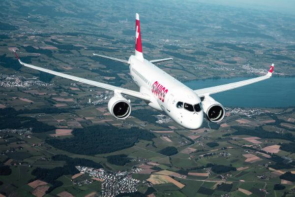 Авиакомпания SWISS – надежность и приятные цены