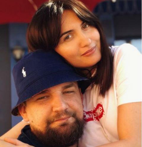Василий и Елена Вакуленко счастливы в браке почти 10 лет