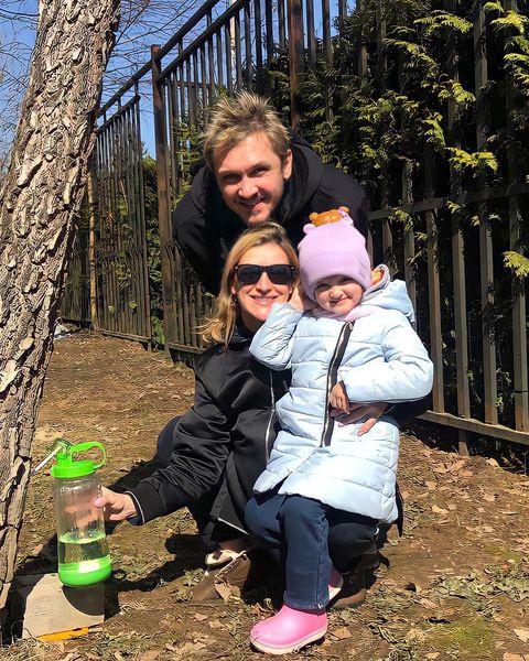 У Максима и Татьяны растет дочь Анжелика