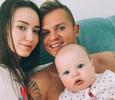 Как дочь Дмитрия Тарасова и Анастасии Костенко отметила первый день рождения
