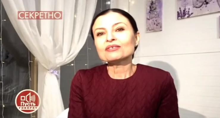 Светлана Владимирская после операции