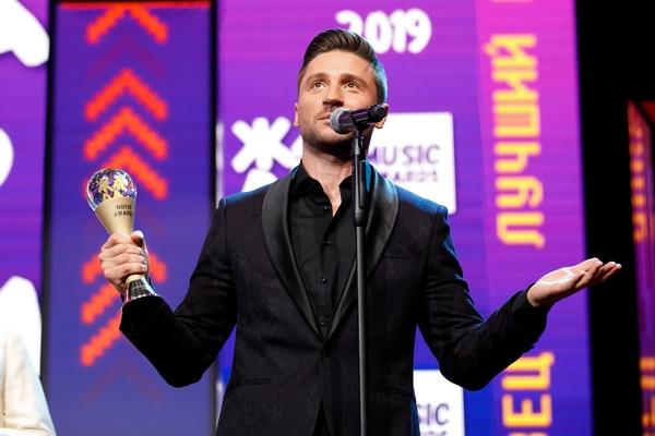 Лучшим певцом стал Сергей Лазарев