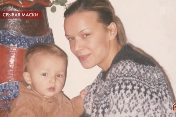 Ольга Аносова подарила Дмитрию Марьянову сына