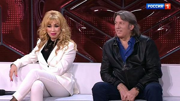 Маша Распутина и Юрий Лоза