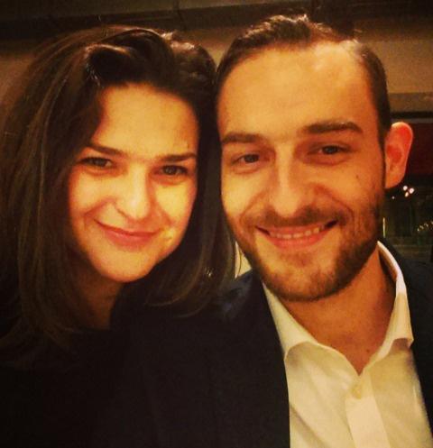 Виктория Райдос с супругом Василием отметили четыре года брака