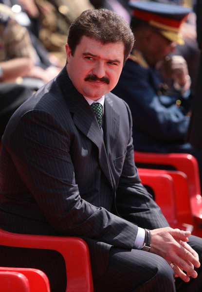 Старший сын Лукашенко — Виктор