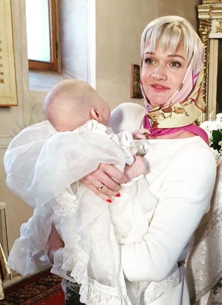 Светлана Хоркина перестала скрывать имя второго ребенка