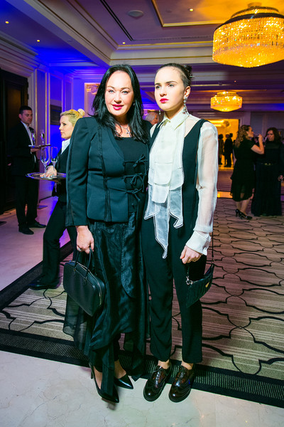 В последнее время Лариса Гузеева сблизилась с дочерью