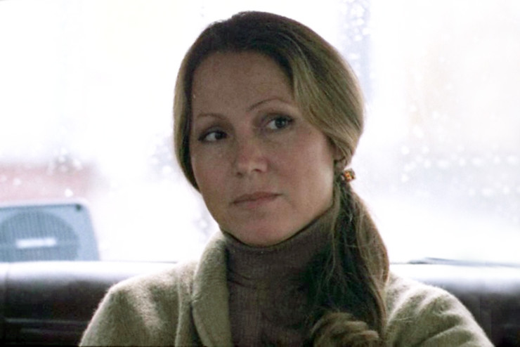 В картине «Полеты во сне и наяву» Зорина сыграла жену персонажа Янковского