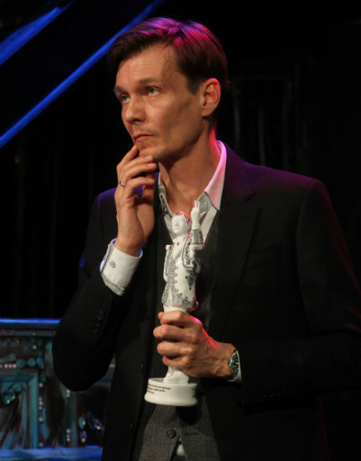 Филипп Янковский победил в номинации «Мистер Риск»