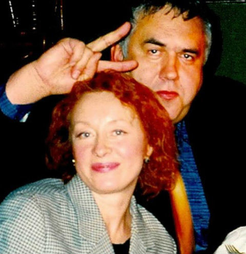 Станислав Садальский и Лариса Удовиченко