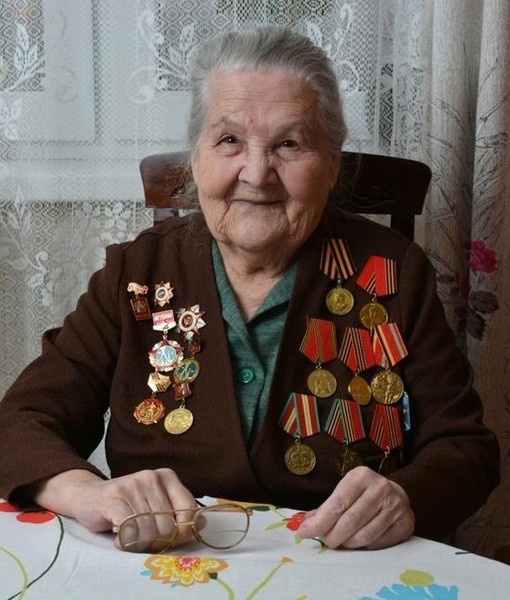 Бабушка — участница Великой Отечественной войны