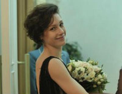Звезда «Инстаграма» Ирина Горбачева выходила замуж в черном платье