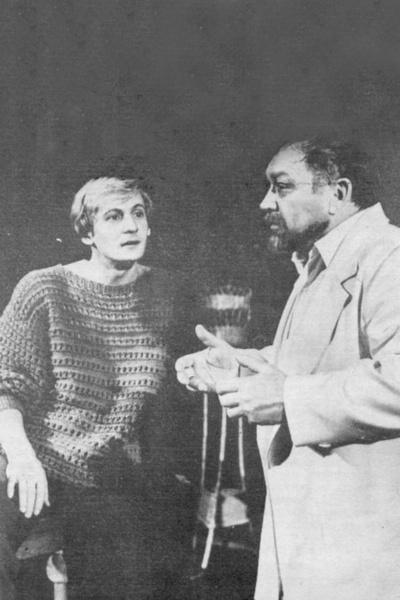 Творческая биография Виктора Александровича стартовала в Ташкентском театре драмы
