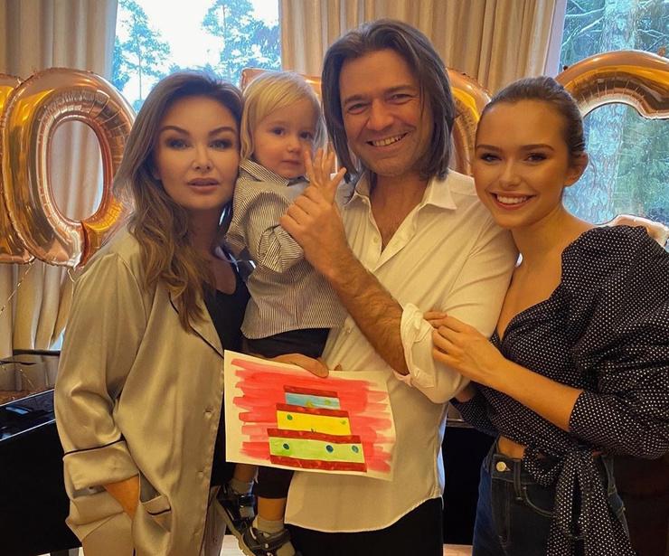 Дмитрий Маликов старается больше времени проводить с семьей