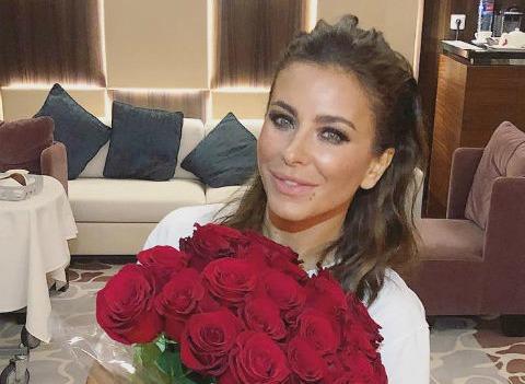 Муж Ани Лорак поздравил ее с юбилеем после скандала с изменой