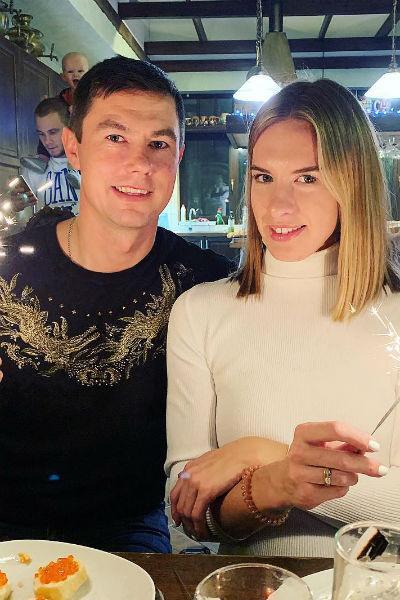 Мария и ее супруг Алексей вместе уже много лет