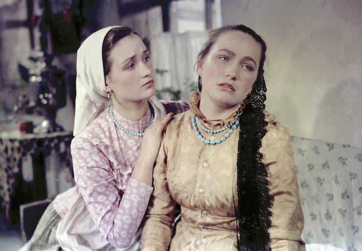 Актриса сыграла жизнерадостную казачку с трагической судьбой Дарью Мелехову