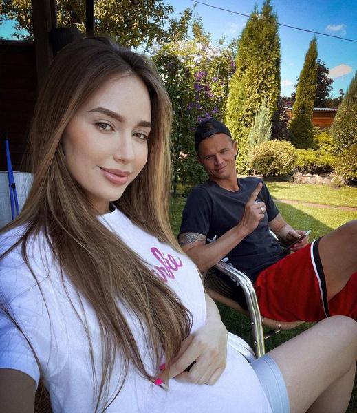 Тарасов и Костенко давно мечтали о сыне и уже придумали ему имя
